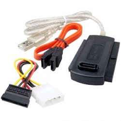 USB To IDE & SATA Adapter Cable