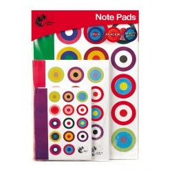 Chiltern Wove Note Pads 3 Pack