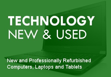 New & Refurbished Technology