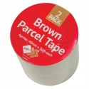 Brown Parcel Tape (2 Pack)